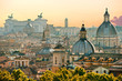 Leinwanddruck Bild - Rome, Italy.