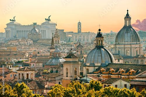 Naklejka Rome, Italy.
