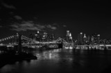 Brooklyn Bridge from Manhattan Bridge-