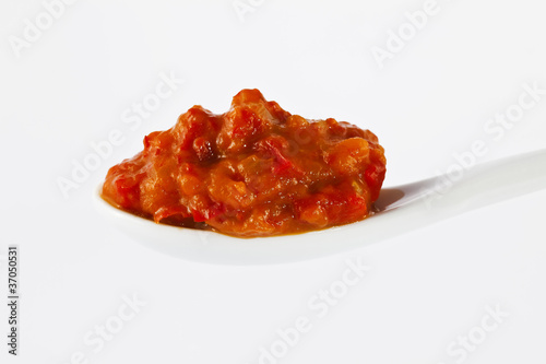 spoon ajvar