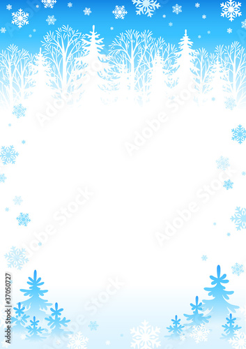 Winter background (light)