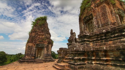 Pre Rup temple time lapse loop