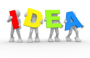 """Word""""Idea"""""""
