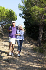 healthy leisure for mature people
