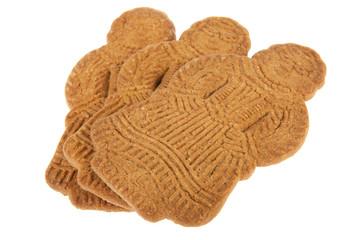 Sinterklaas Speculaas cookies