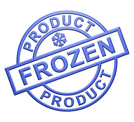 """Frozen Product"""