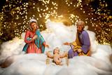Fototapeta dziecko - jezus - Ozdoba