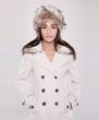 winter look woman