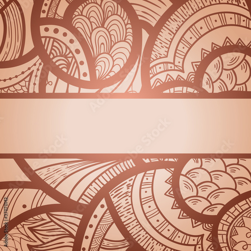 vector abstract background with place for your text