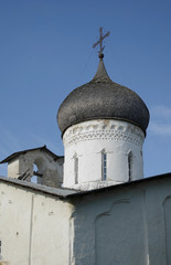 Dome of old church