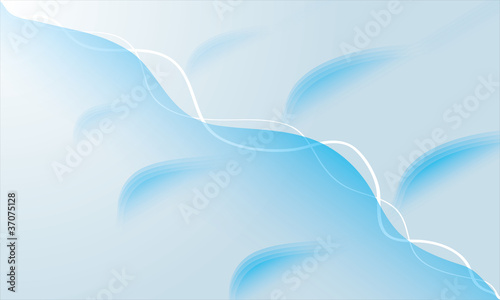 blue background-abstract