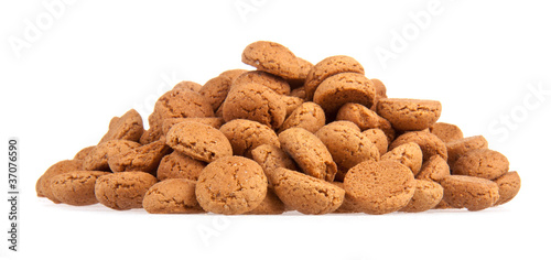 Ginger nuts, Dutch sweets for the celebration of Sinterklaas