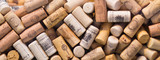 Unsorted corks