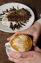 latte coffe