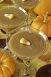 Halloween Butterscotch Pudding