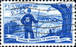 1928. Future Farmers of America. 1953. US Postage.