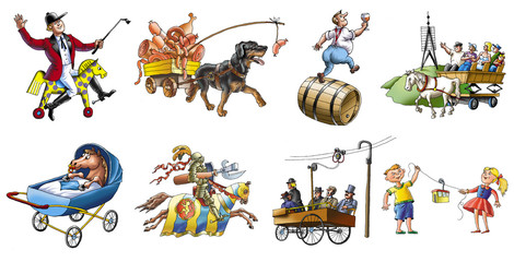 Various transport