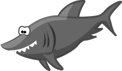 Мультфильм акул