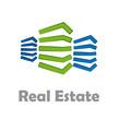 Logo real estate# Vector