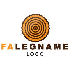 Falegname Logo