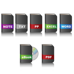 Dateitypen Icons