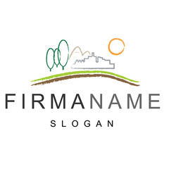 Landschaft Logo III