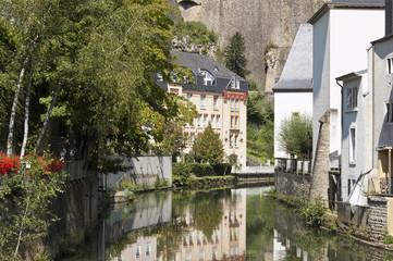 Canal en Luxemburgo