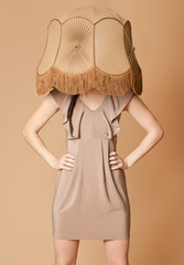 lampshade fashion