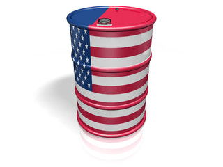 BARREL  UNITED STATES OF AMERICA
