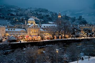 Christmas Market in Alto Adige, Italy