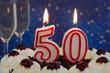 Mitternachtstorte - 50 Jahre