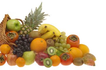 still-life di frutta