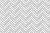 Trendy chevron patterned background G&W poster