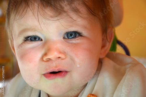chagrin de bébé