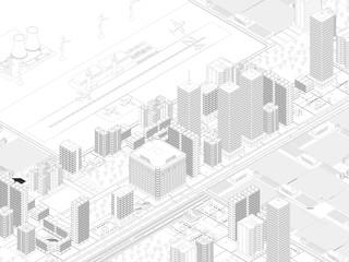 Città disegno