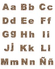 Text cardboard - 1