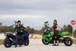 Frauen und Motorrsport