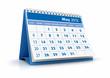 Calendario 2012. Mayo