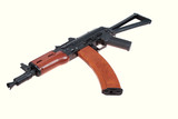 favorite weapon usama bin laden - kalashnikov aks74u poster