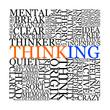 thinking square