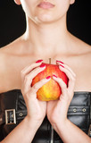 Fetish apple poster