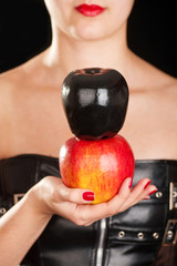 Fetish apple