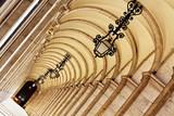 Arcades in Lisbon, Portugal - 37140782