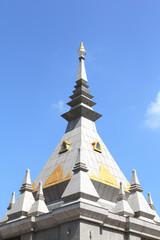 Thai Stupa in loei