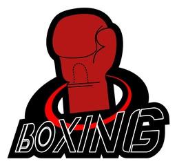 Icono boxeo