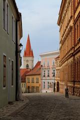 Historical city of Znojmo / Znaim, Czech Republic