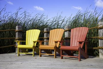 Muskoka Chairs