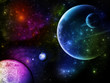 Fototapeten,abstrakt,kunst,astronaut,astronomie