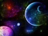 Fototapety Planet Effect