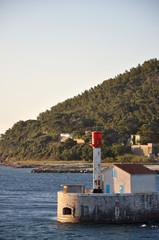 entrée du port de Toulon